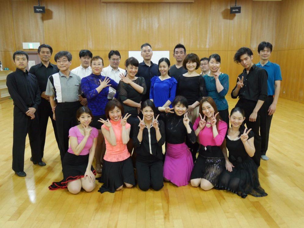 ヤングダンスサークル『ギャラクシーダンスクラブ』が新しくなりました!