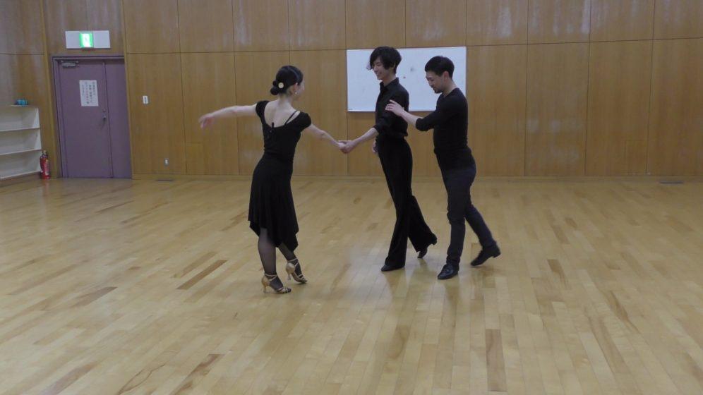 ギャラクシーダンスクラブ恒例のマスタークラス
