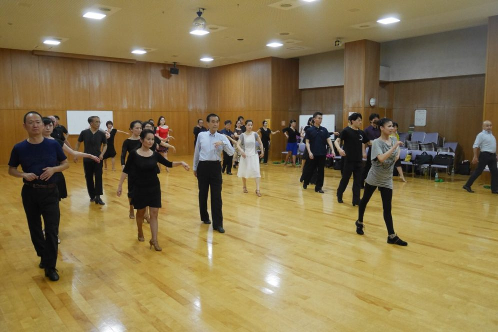2018年7月11日 ヤングダンスサークル ギャラクシーダンスクラブ 例会のご案内