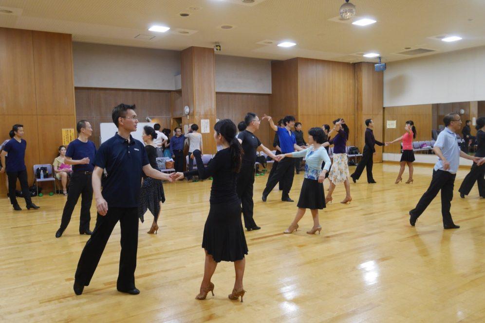 2018年7月25日 ヤングダンスサークル ギャラクシーダンスクラブ 例会のご案内