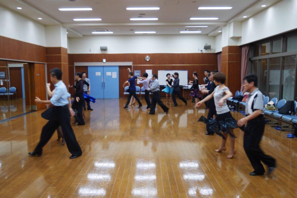 2018年9月26日 ヤングダンスサークル ギャラクシーダンスクラブ 例会のご案内
