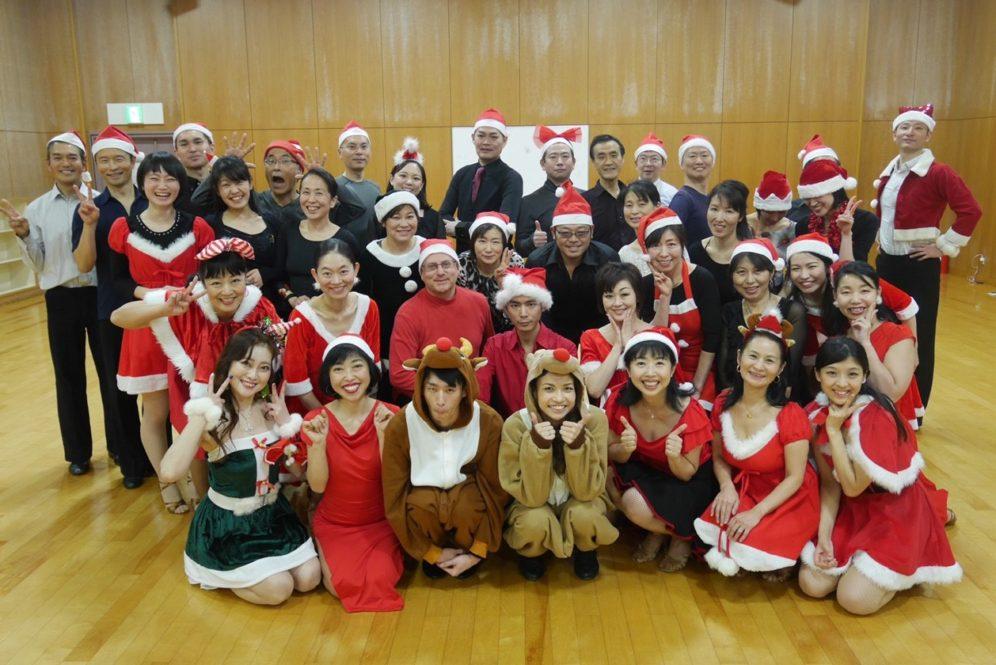 2019年12月18日 ヤングダンスサークル ギャラクシーダンスクラブ 例会のご案内@上馬高齢者集会所