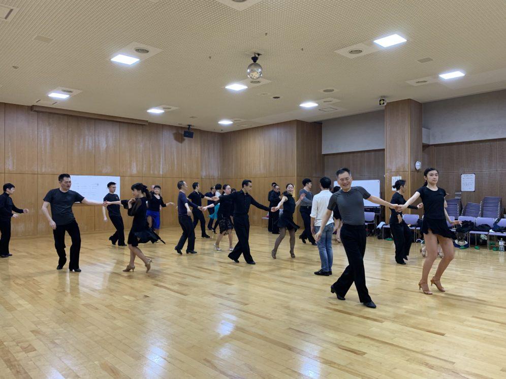 2019年4月3日 ヤングダンスサークル ギャラクシーダンスクラブ 例会のご案内
