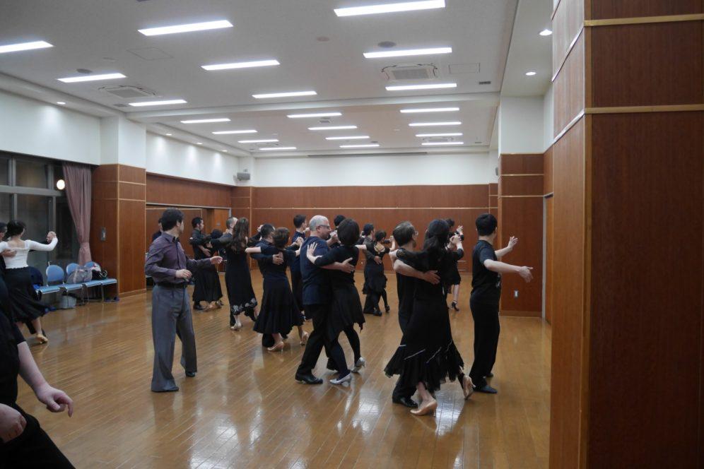 2019年4月10日 ヤングダンスサークル ギャラクシーダンスクラブ 例会のご案内