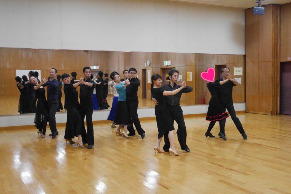2019年4月24日 ヤングダンスサークル ギャラクシーダンスクラブ 例会のご案内