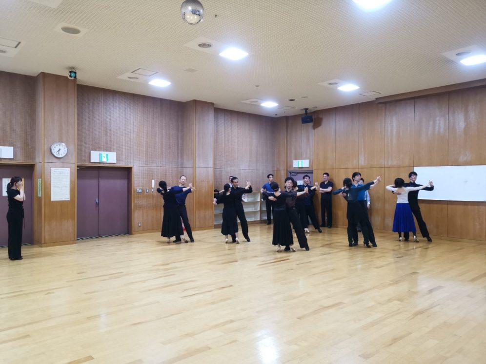 2019年6月26日 ヤングダンスサークル ギャラクシーダンスクラブ 例会のご案内