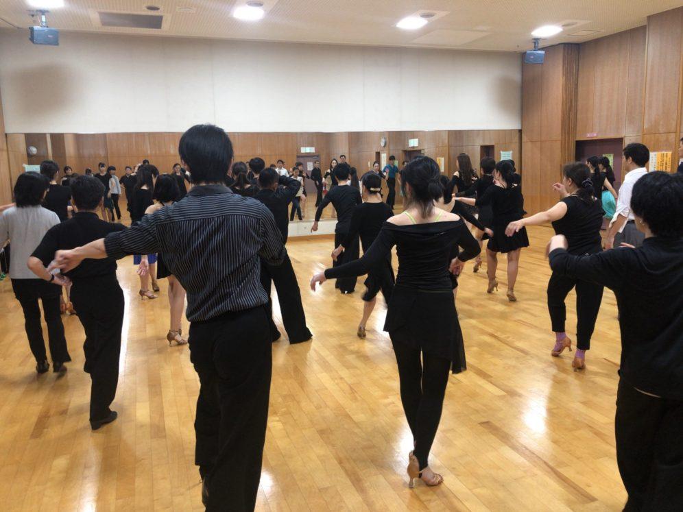 2019年7月10日 ヤングダンスサークル ギャラクシーダンスクラブ 例会のご案内