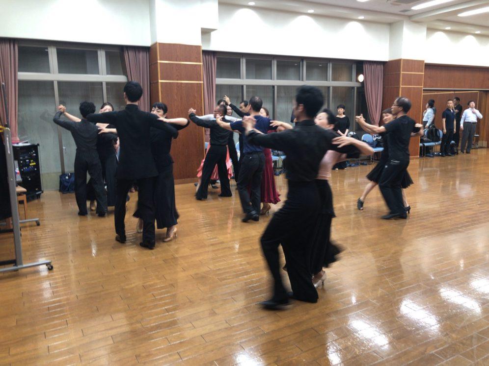 2019年7月3日 ヤングダンスサークル ギャラクシーダンスクラブ 例会のご案内