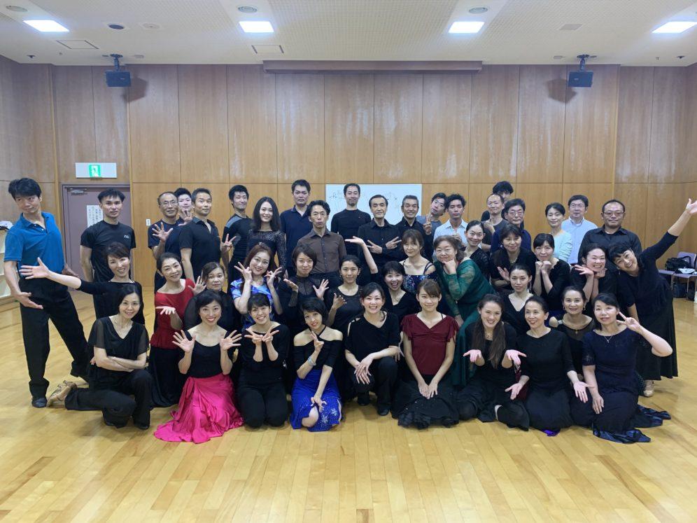 2019年10月23日 ヤングダンスサークル ギャラクシーダンスクラブ 例会のご案内@祖師谷区民集会所
