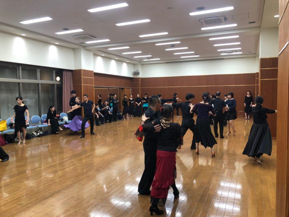 2019年11月27日 ヤングダンスサークル ギャラクシーダンスクラブ 例会のご案内@上馬高齢者集会所