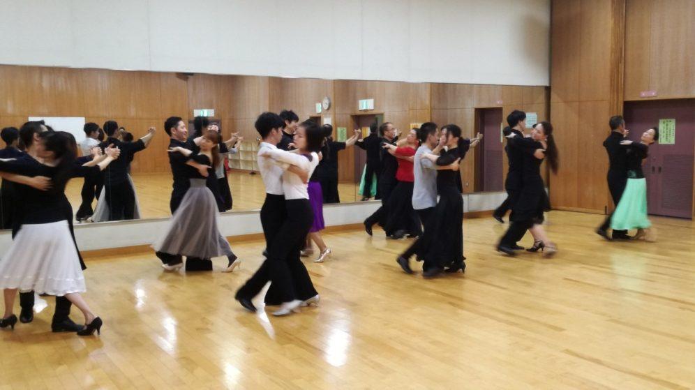 2019年12月11日 ヤングダンスサークル ギャラクシーダンスクラブ 例会のご案内@祖師谷区民集会所
