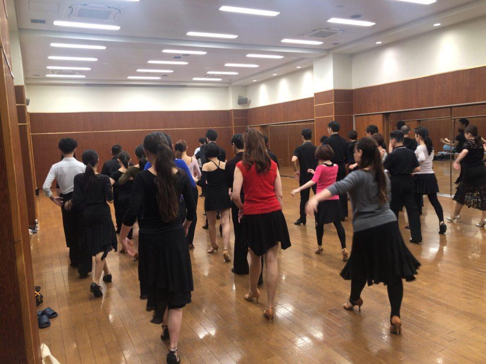 2020年1月22日 ヤングダンスサークル ギャラクシーダンスクラブ 例会のご案内@上馬高齢者集会所