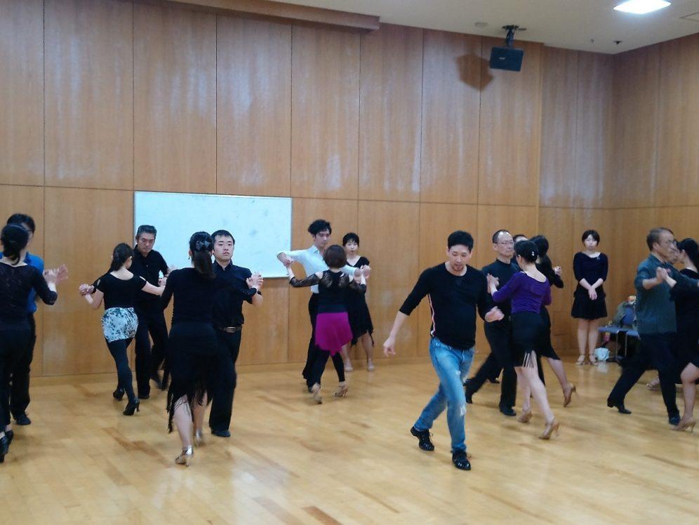 2020年2月5日 ヤングダンスサークル ギャラクシーダンスクラブ 例会のご案内@上馬高齢者集会所