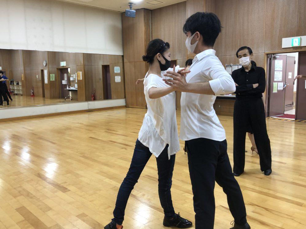 愛のムチ⁉愛子先生による怒涛のルンババリエーション!