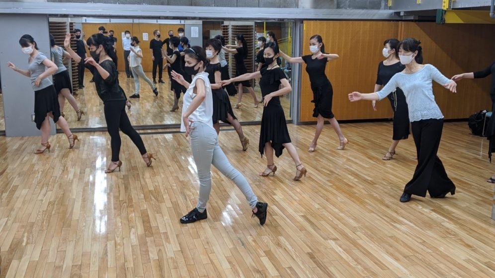 【要確認!】2020年9月9日 ギャラクシーダンスクラブ 例会のご案内@野沢区民集会所