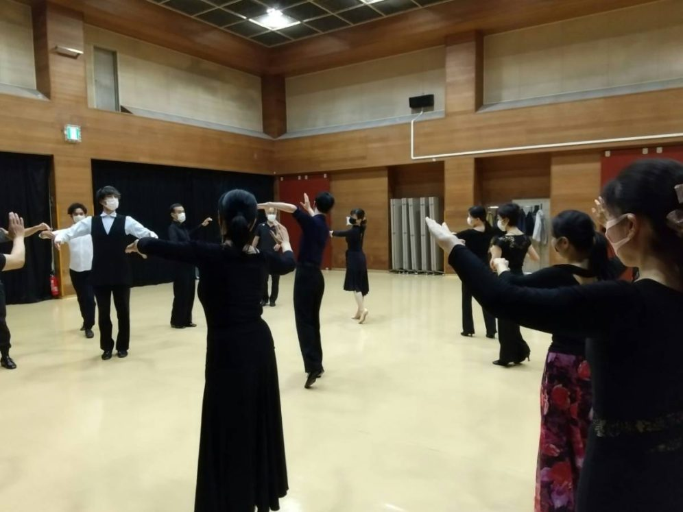 2020年10月20日 ギャラクシーダンスクラブ 例会のご案内@桜丘区民センター